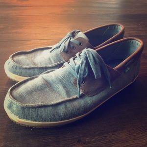 Sanuk Casa Barco Mens Shoe 11.5